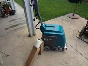 Used Tennant R3 Ready Space Carpet Cleaner Extractor local Menifee Ca