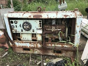 Antique Vintage Welding Machine Welder Hobart Gh 3183 Machine Not Running Parts