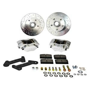 For Ford Mustang Ii 74 78 Ssbc Competition Street Front Brake Conversion Kit