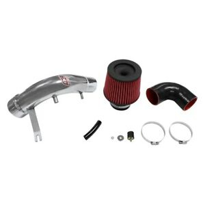 For Acura Rsx 02 06 Air Intake System Aluminum Powder Coated Silver Short Ram