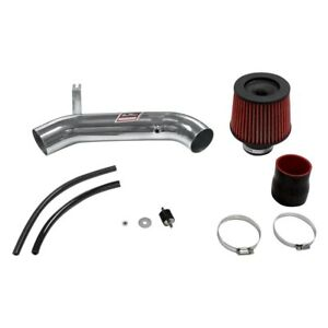 For Acura Integra 94 01 Air Intake System Aluminum Powder Coated Silver Short