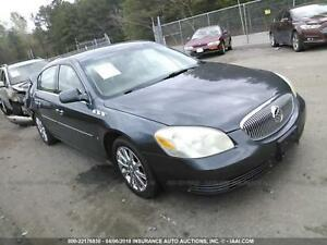 Buick Lucerne Drivers Front Seat Tracks Leather L No Seat