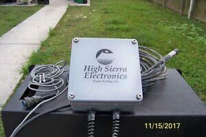 High Sierra Electronics pressure Transducer
