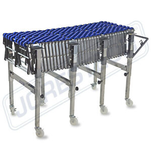 Heavy Duty Flexible Industrial Gravity Skate Wheel Roller Conveyor Jorestech