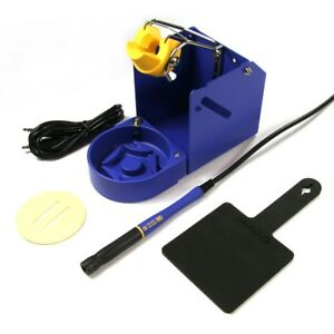 Hakko Fm2032 52 Micro Soldering Iron Kit With Fh 200 Holder