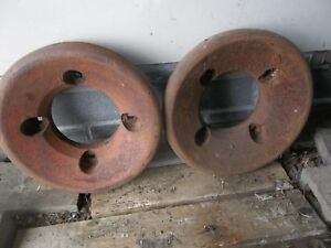 Case Vac Rear Wheel Weights And Case ingersoll 444 446 448 4018 4020
