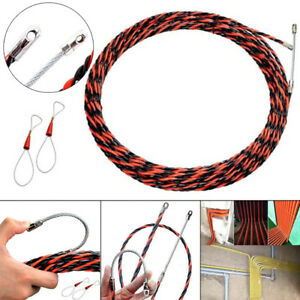 Electrician Wire Threading Device Binders Cable Guider Puller Wiring Aid Tools