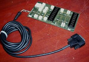 Coherent Medical Popeye Remote Control Board Assy 0632 606 01 Ophthalmic Laser