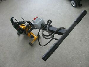 Us Saws Heavy duty Dust Buggy Metabo