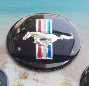 Ford Mustang Horse Wheel Center Hub Cap Sticker Decal X20pcs Wholesale Lots