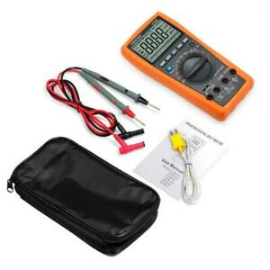 Vc99 6999 Lcd Multimeter Digital Tester Ac Dc Ohm Voltmeter Auto Ranging Ammeter