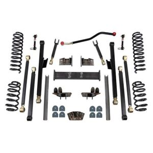 For Jeep Grand Cherokee 99 04 Long travel Suspension Lift Kit 4 5 X 4 5 Front