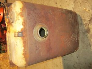 Case 530 Tractor Gas Tank