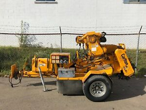 1996 Carlton 4400 Stump Grinder