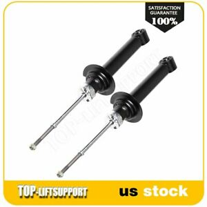 Front Pair Left Right Suspension Struts Shocks For 2001 2005 Mitsubishi Montero