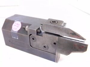 Used Manchester Cut Off Tool Holder T 302 st 12 lh