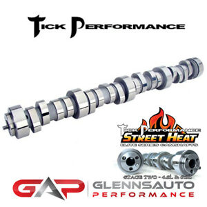Tick Performance Street Heat Stage 2 Cam For 4 8l 5 3l Chevy Ls Lsx