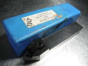 Valenite Indexable Lathe Tool Holder 1 x1 Shank Mdpnn 16 4 D loc1360a