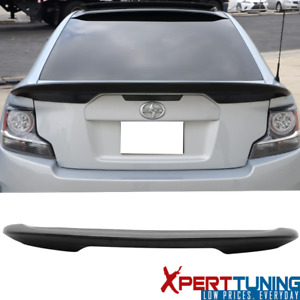 Fits 11 16 Scion Tc Oe Factory Trunk Spoiler Wing Abs