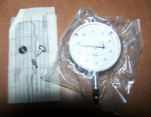 Tesa Swiss Made Precision Dial Indicator 0 10mm Measuring Tool