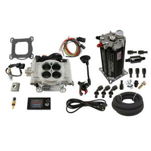 Fitech Fuel Injection System 32201 Go Efi 4 Command Center 2 Master Kit 650hp