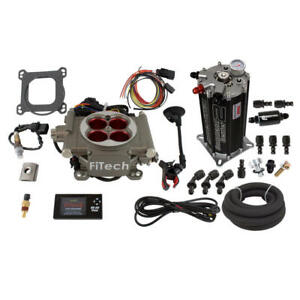 Fitech Fuel Injection System Kit 32203 Go Street Efi Command Center 2 400 Hp