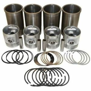 Pistons Sleeves And Rings Kit Allis Chalmers B C Ca Ib Rc