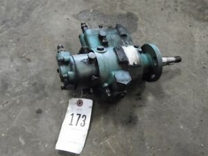John Deere 5020 Tractor Roosa Master Injection Pump Part ar 46386 Tag 173