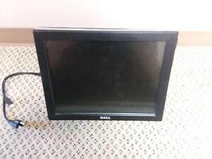 Dell Pos E157fpt Touch screen Monitor Point Of Sale Retail Display Terminal