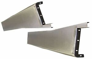 1938 1939 Ford Pickup Truck 1 2 Ton Steel Running Board Set New Pair