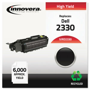Innovera Remanufactured 330 2666 2330 High yield Toner Black D2330 New