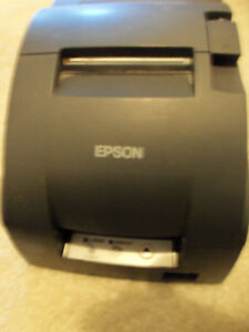 Epson Tm u220b M188b Pos Point Of Sale Dot Matrix Printer Serial Interface