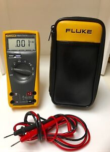 Fluke Digital Multimeter 77 Series Iii Leads Storage Bag