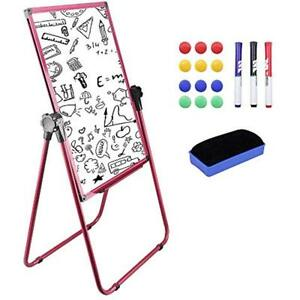 Dry Erase Boards Magnetic Easel Portable U stand Whiteboard Height Adjustable 1
