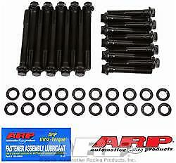 Arp 155 3601 Cylinder Head Bolt Kit Small Block Ford 390 428 Hex Head