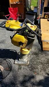 2016 Bomag Bt65 Jumping Jack Tamper Low Hours Great Tool