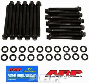 Arp 155 3603 Cylinder Head Bolt Kit Hex Head Ford 429 460 W Edelbrock Rpm Heads