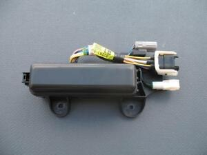 2010 10 Lexus Is Is250c Is350c C Convertible In Trunk Cargo Fuse Relay Box Unit