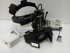 Binocular Indirect Ophthalmoscope Rechargeable