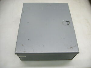 Wiegmann Type 1 Electrical Enclosure 10 X 12 X 4