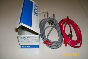 Omron Photoelectric Sensor New E3ht 1e2 12 To 24 Volt