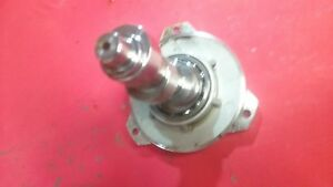 Cat Pressure Washer Pump Crankshaft 548558