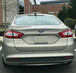 9 Antenna Mast Black For Ford Fusion 2006 2019 New