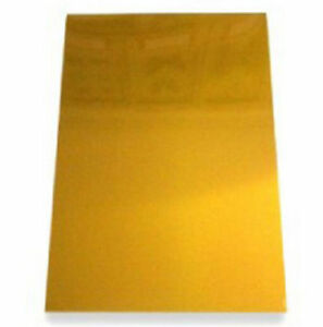 Photopolymer Plate 10pcs A4 Hot Foil Stamp Water Soluble Die Mold Uv Exposure