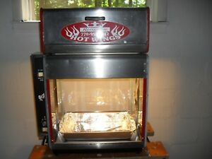 Star Manufacturing Model 175 Hot Dog Cooker Converted To A Hot Wing Warmer