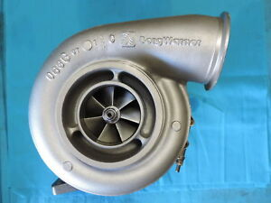 Genuine Borg Warner Airwerks S400 S400sx4 Turbo T6 W 71mm Twin Scroll A R 1 32