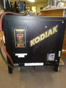 Kodiak 24v Battery Charger For Electric Forklift Pallet Jack Manlift Etc