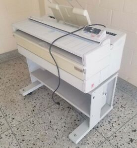 Ricoh Fw750 Print Photocopier Paper Copier Laser Printer Plotter Architect Copy