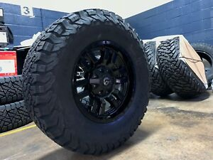 18x9 Sledge Black Wheels 35 Bfg Ko2 Tires Package 6x5 5 Toyota Tacoma