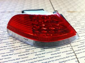 Bmw Left Side Tail Light Lamp Housing Led Taillight Oem Hella E65 E66 7 Series